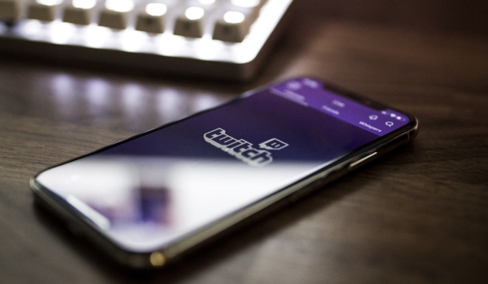 How to setup your Twitch profile